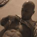 Physique Model John Quinlan Abs