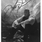 Romance Cover Model John Quinlan Autographed 8x10
