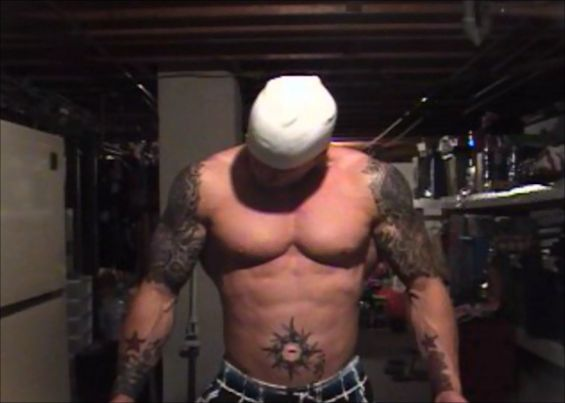 Tattooed Physique Model John Quinlan @ 2 Weeks Out