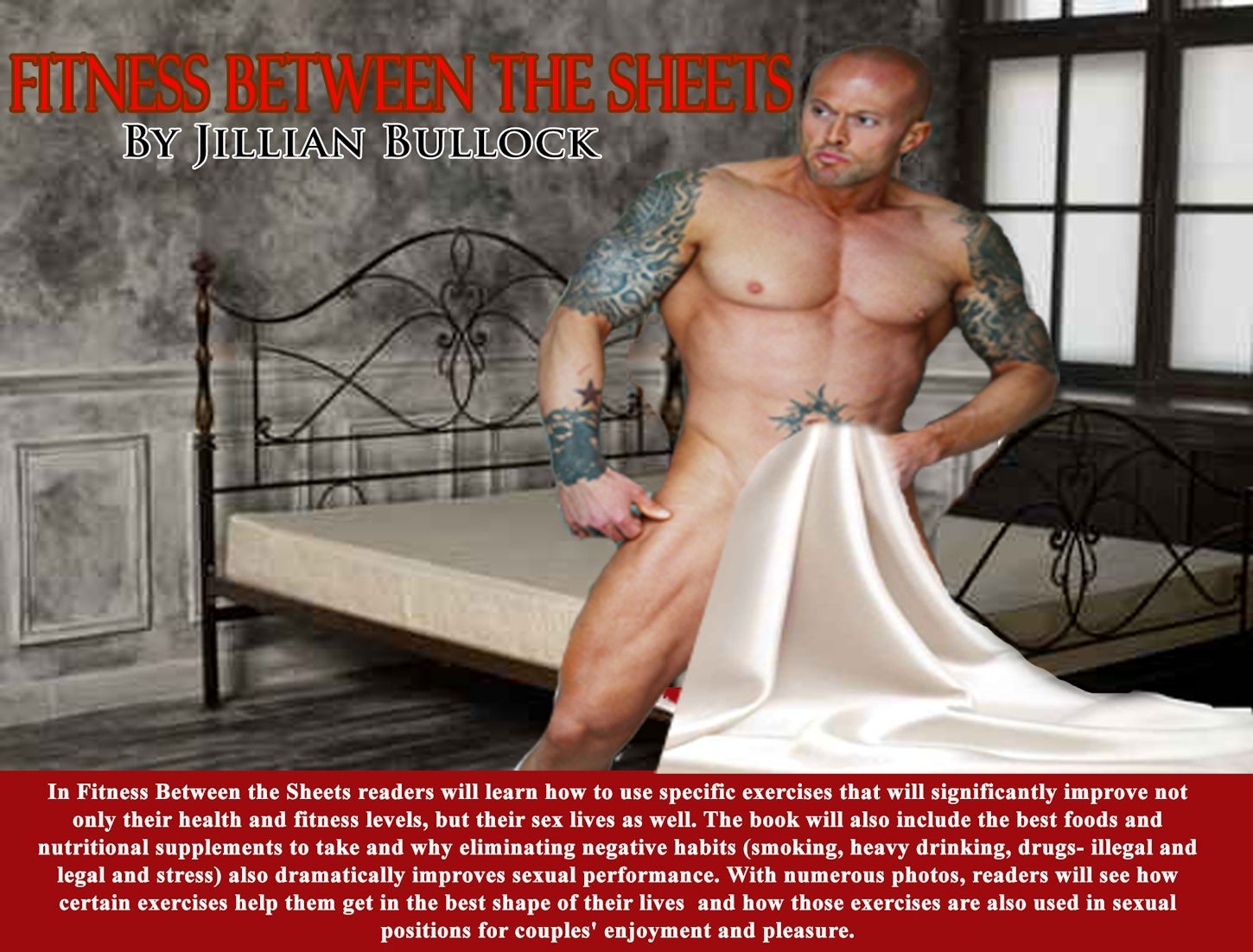 Tattooed Romance Model John Quinlan Fitness Between the Sheets