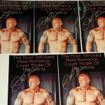 The Most Tattooed Romance Cover Model John Quinlan