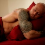 Tattooed Romance Cover Model John Quinlan Erotica 2