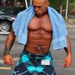 2014 NPC Jay Cutler Classic Boston Physique Model John Quinlan