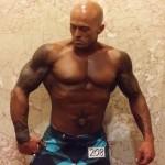 2014 NPC Jay Cutler Classic Boston Physique Model John Quinlan Post Prejudge