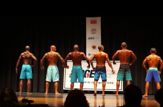 2014 npc vermont men's physique masters final - #27 john quinlan (2nd