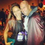 Author Kimberly Kincaid & Model John Quinlan