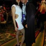 Model John Quinlan & Angelina Cavanaugh at Sinners