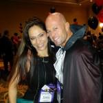Model John Quinlan & Author Kimberly Kincaid