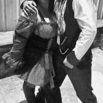Model John Quinlan & Author Kristin Secorsky
