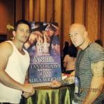 Models Jeremy Rivenburg & John Quinlan