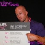 RT Model John Quinlan FFT Breast Cancer Fund 8
