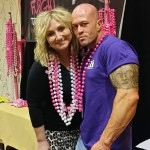 Tattooed Model John Quinlan & Tina DeSalvo RT 2014