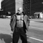 Tattooed Model John Quinlan via Boston May 2014