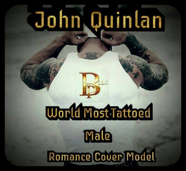 Bitten Press Romance & Tattoo Model John Quinlan