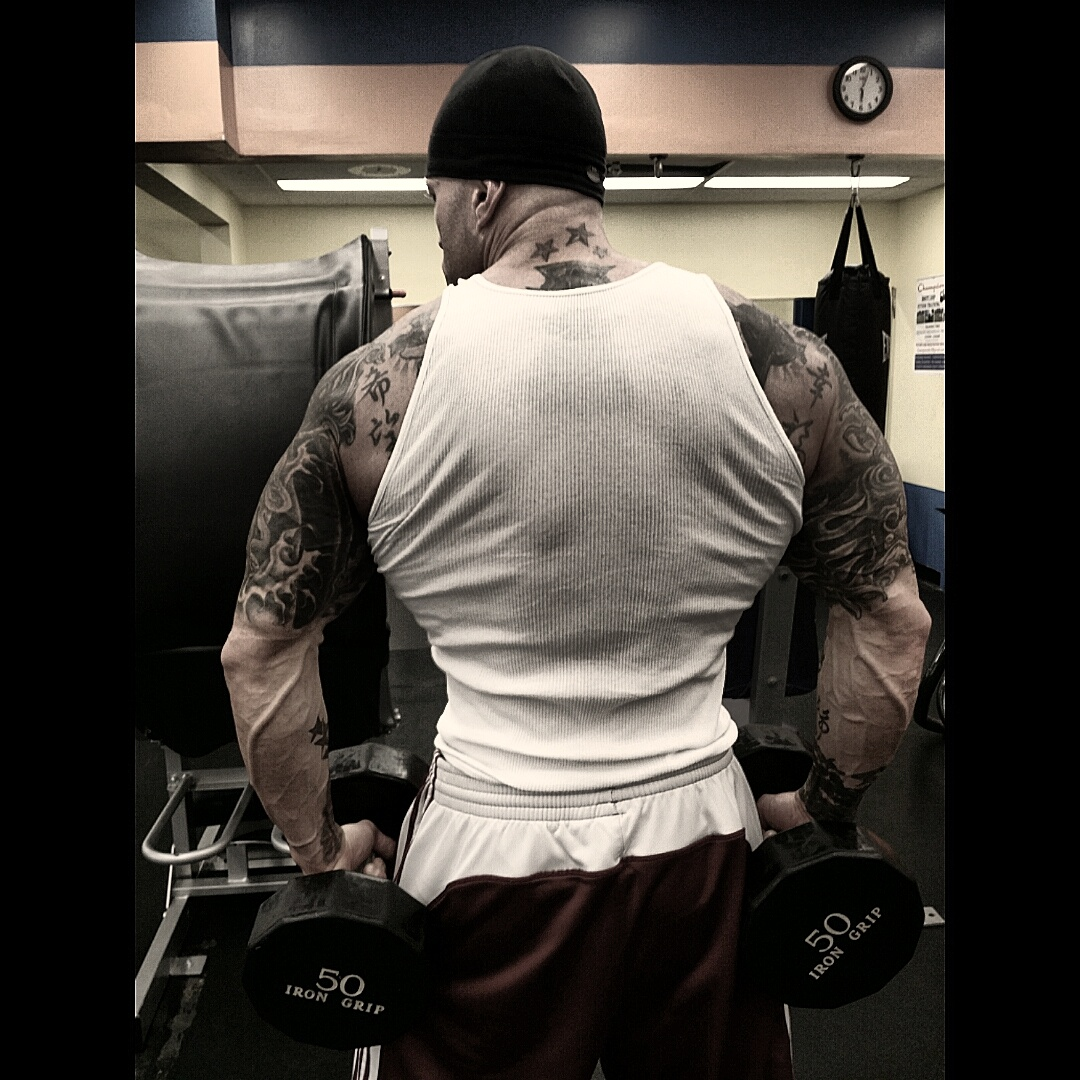 """Most Tattooed Male Romance Cover Model in the World 2014"""" - John Quinlan"""