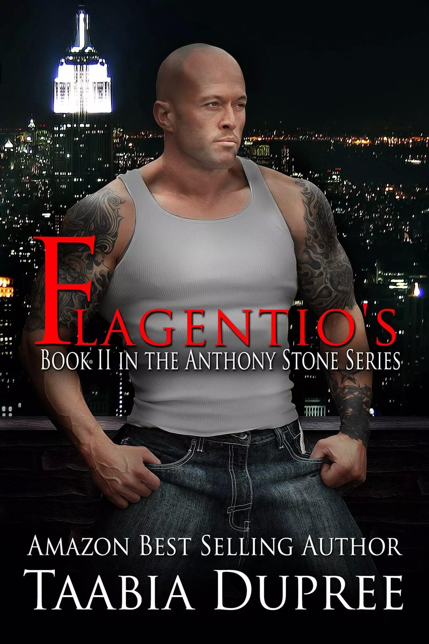 Romance Cover Model John Quinlan Flagentio's