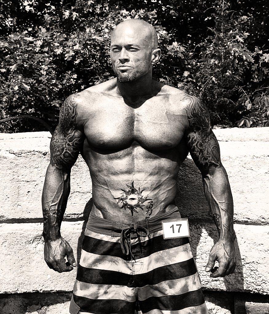 John Quinlan - 2012 NPC Rhode Island Bodybuilding Championships Men's Physique 1st Place