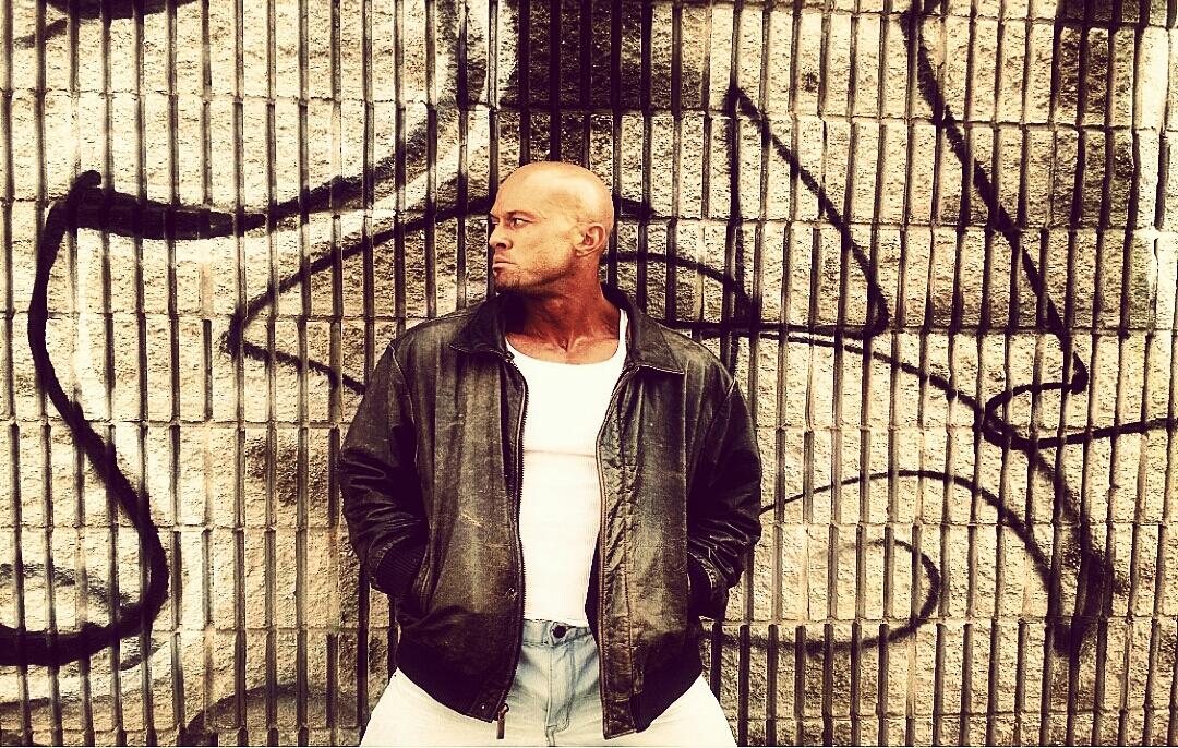 Romance Cover Model John Joseph Quinlan - Brooklyn Shoot 14'