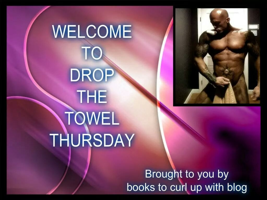 Tattooed Physique & Romance Cover Model John Joseph Quinlan Towel Drop Thursday