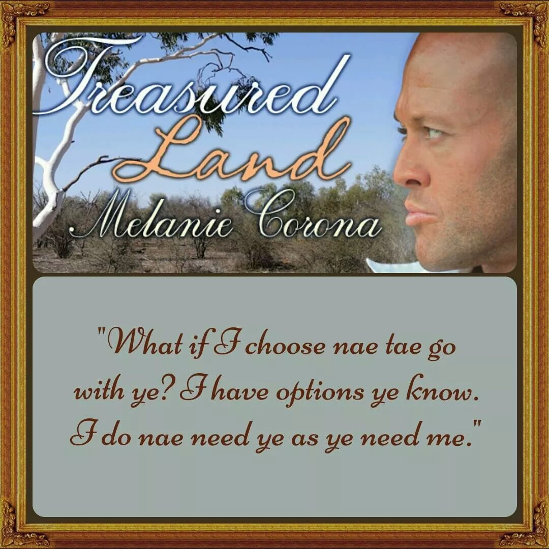 Romance Cover Model John Joseph Quinlan - 'Treasured Land' by Melanie Corona Promo Poster #JohnQuinlan