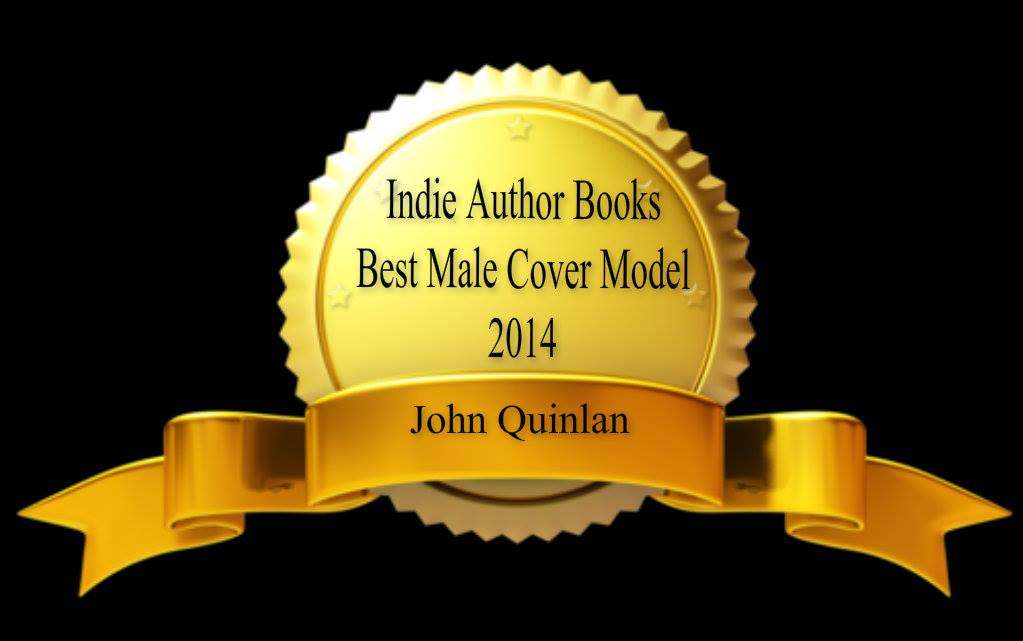 John Quinlan - Indie Author Books Best Male Cover Model 2014 #JohnQuinlan