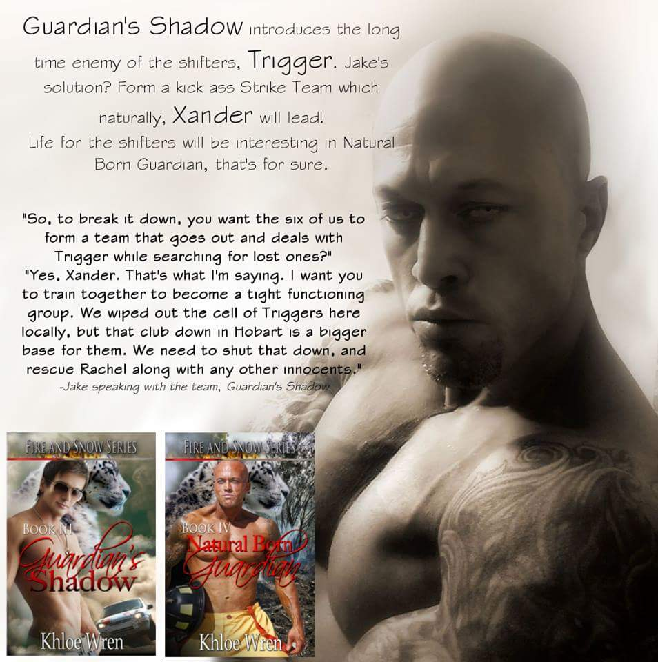 Tattooed Romance Cover Model John Joseph Quinlan as Xander Promo by Khloe Wren for Fire & Snow Series Book 3 Guardian's Shadow #JohnQuinlan