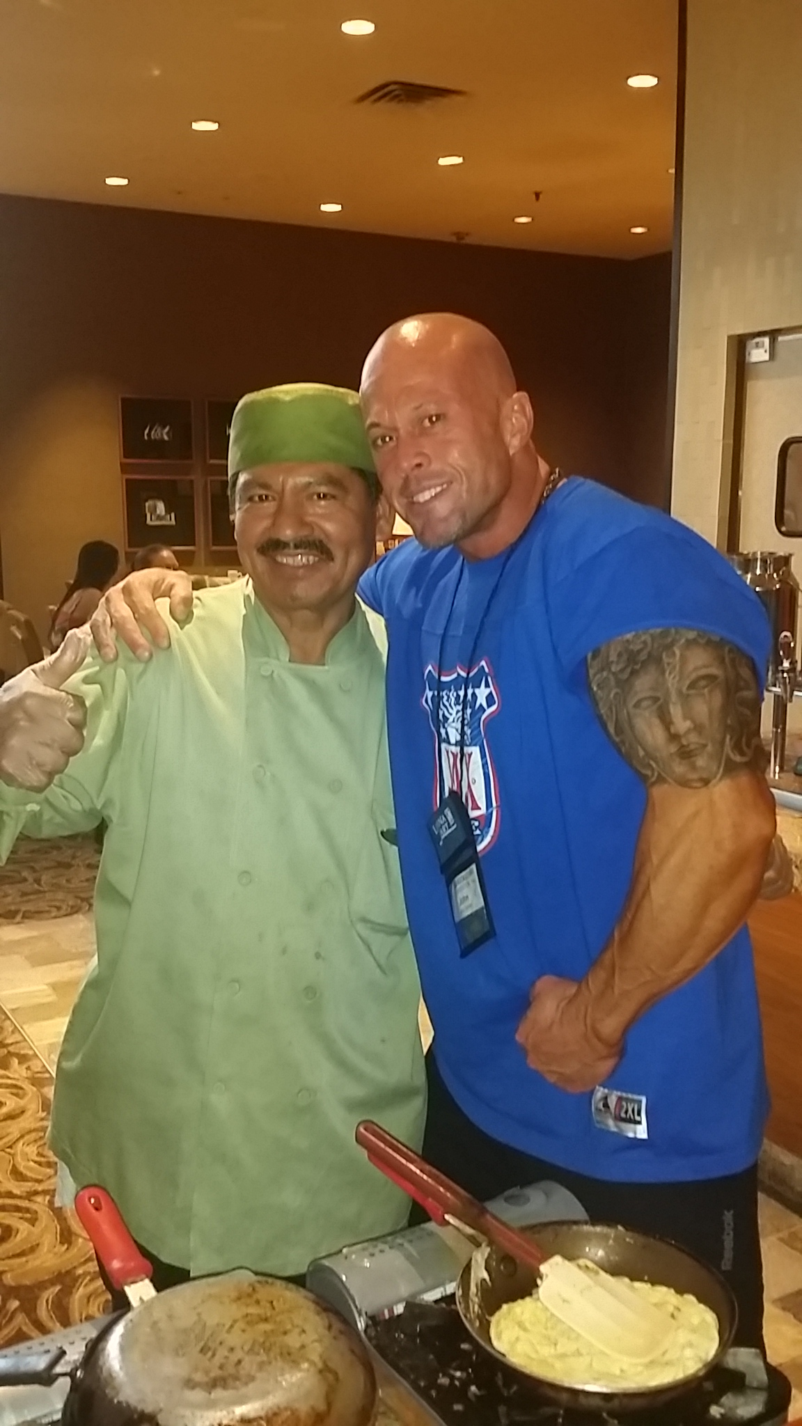 Featured Romance Model John Joseph Quinlan RT 2015 with Margarito. #JohnQuinlan