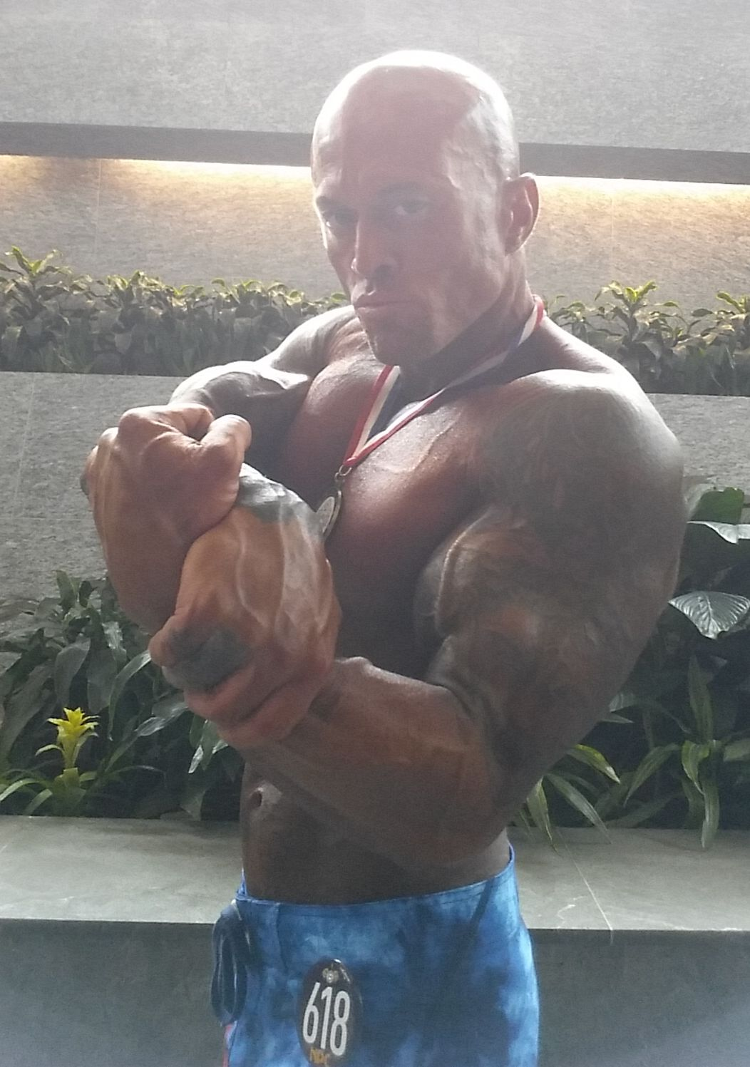 2015 NPC Universe Men's Physique Competitor John Joseph Quinlan Retirement Announcement #JohnQuinlan