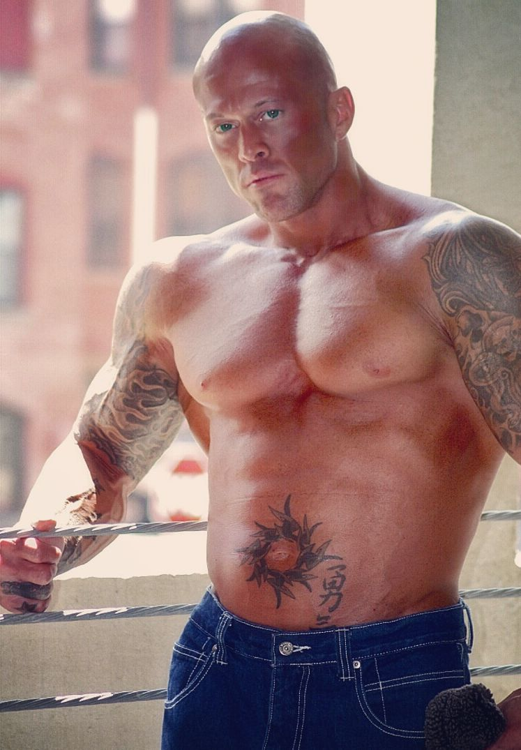 Male Physique Model & Actor John Joseph Quinlan June 2015 Photo Shoot #JohnQuinlan