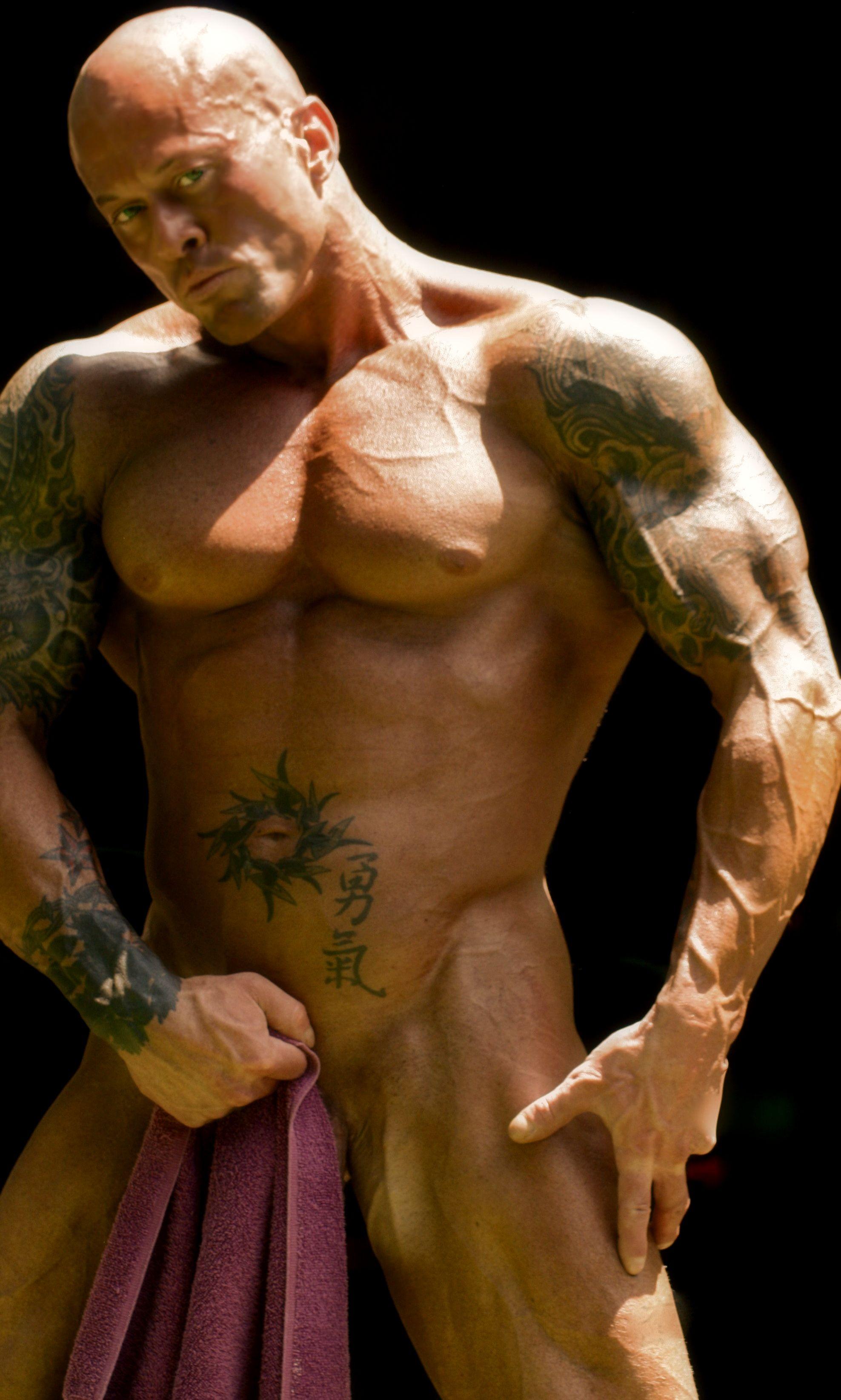 Tattooed Male Romance Fashion Physique Model John Joseph Quinlan Plagirl Theme Shoot #JohnQuinlan