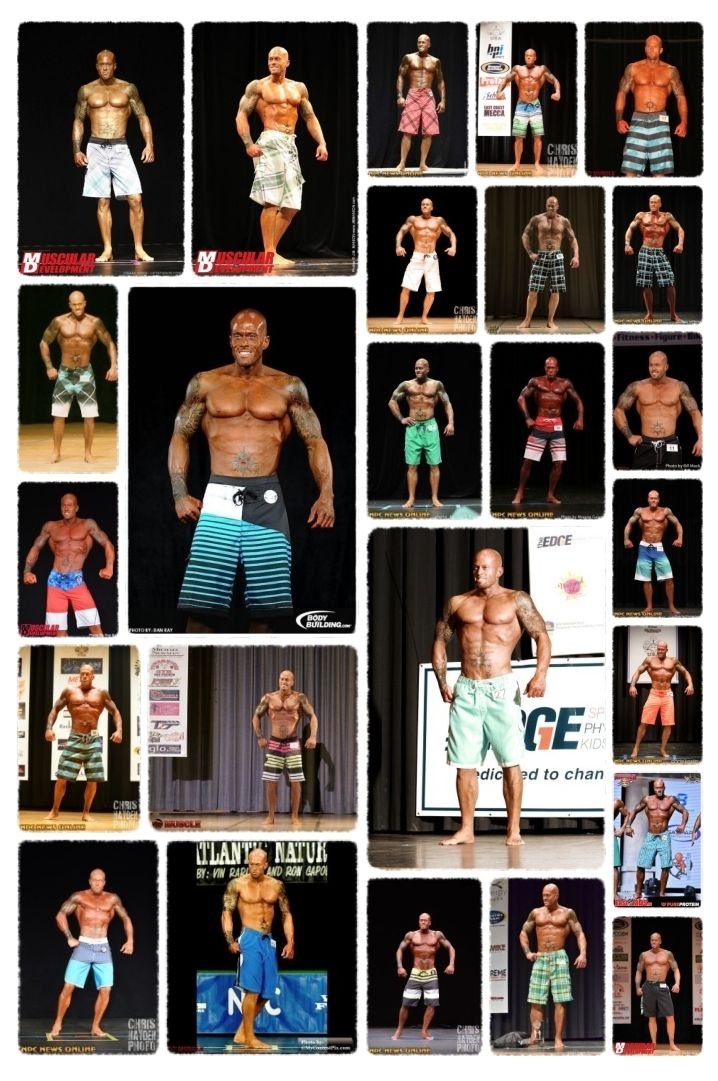 NPC Men's Physique Competitor John Joseph Quinlan 2012-2015 All 25 Online On Stage Contest Photos #JohnQuinlan
