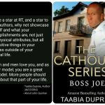 Author Taabia Dupree Words About Romance Cover Model John Joseph Quinlan #JohnQuinlan