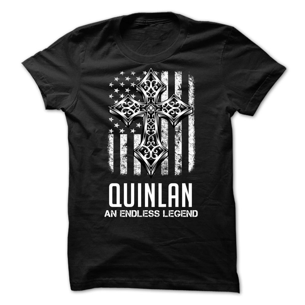 John Quinlan T-Shirt QUINLAN An Endless Legend #JohnQuinlan