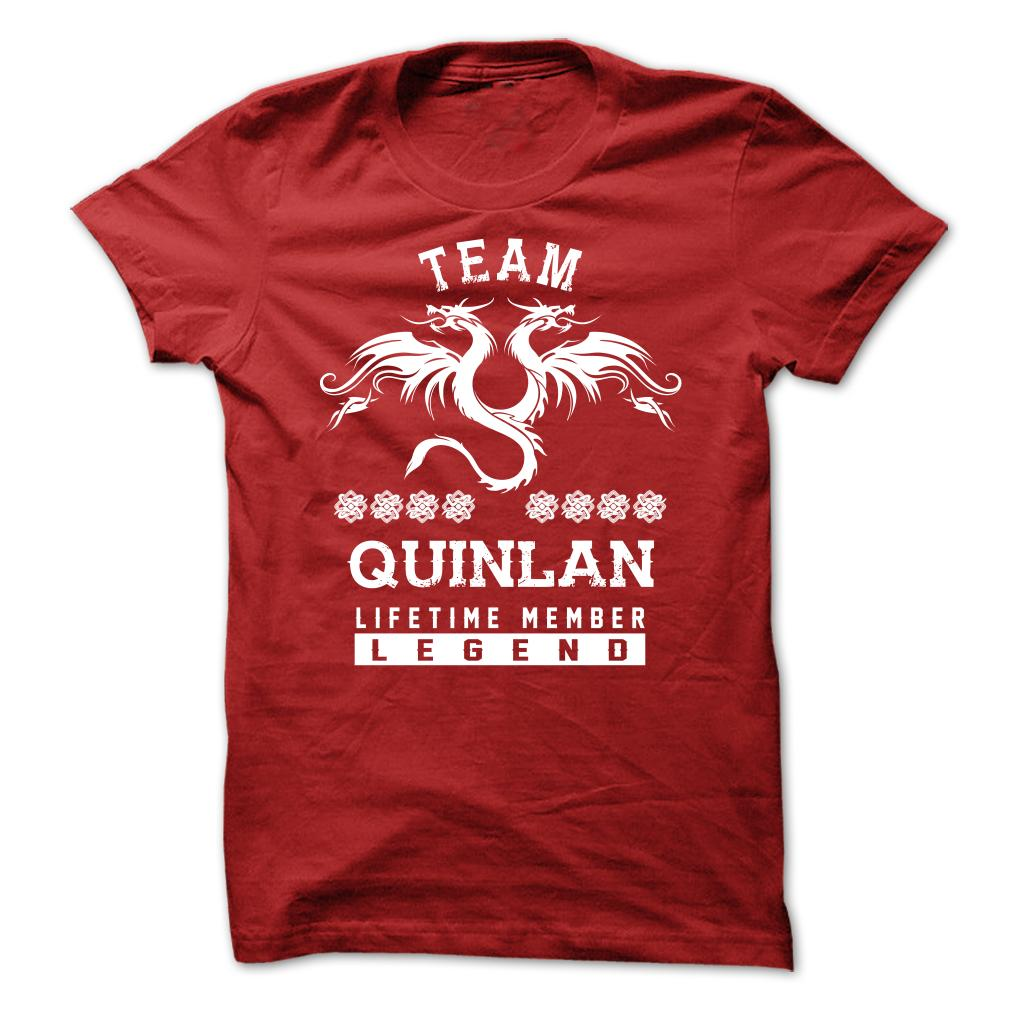 John Quinlan T-Shirt Team Quinlan Lifetime Member #JohnQuinlan