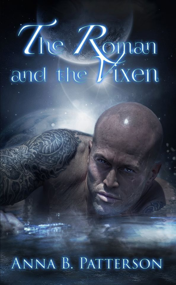 Romance Model John Quinlan The Roman and the Vixen by Anna Patterson #JohnQuinlan