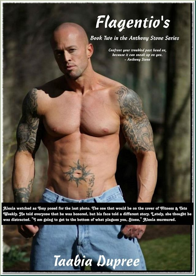 Tattooed Romance Cover Model John Quinlan Flagentio's by Taabia Dupree #JohnQuinlan