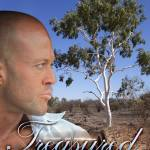 Tattooed Romance Cover Model John Quinlan Treasured Land by Melanie Corona #JohnQuinlan