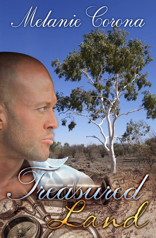 Tattooed Romance Cover Model John Quinlan Treasured Land by Melanie Corona #JohnQuinlan