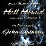 Tattooed Romance Model John Quinlan Hell Hound Book Cover Preview by Bitten Press #JohnQuinlan