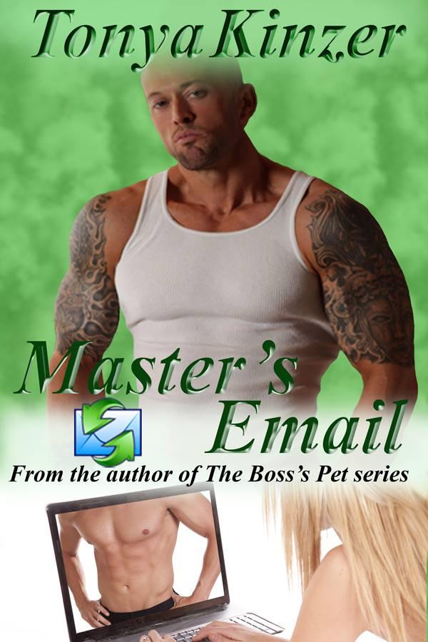 Tattooed Romance Model John Quinlan Master's Email Cover by Tonya Kinzer #JohnQuinlan