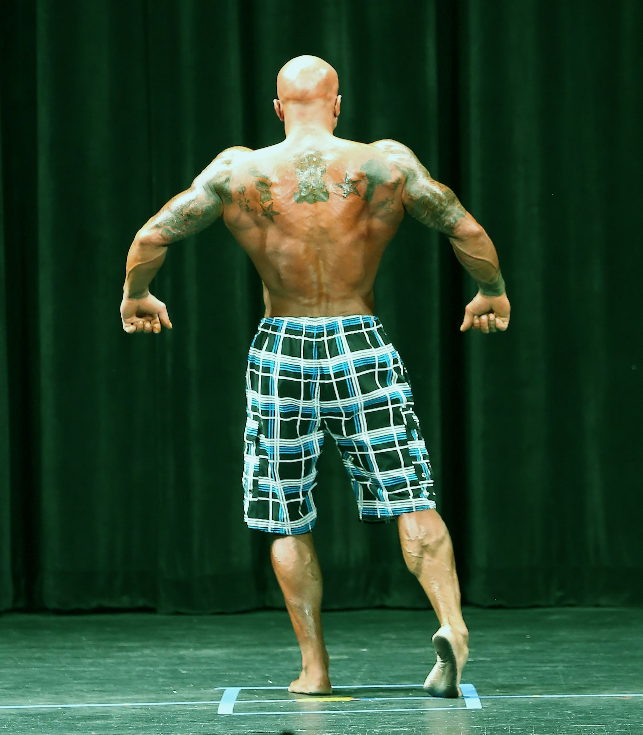 2015 NPC Bev Francis Atlantic States John Joseph Quinlan Men's Physique on Stage #JohnQuinlan