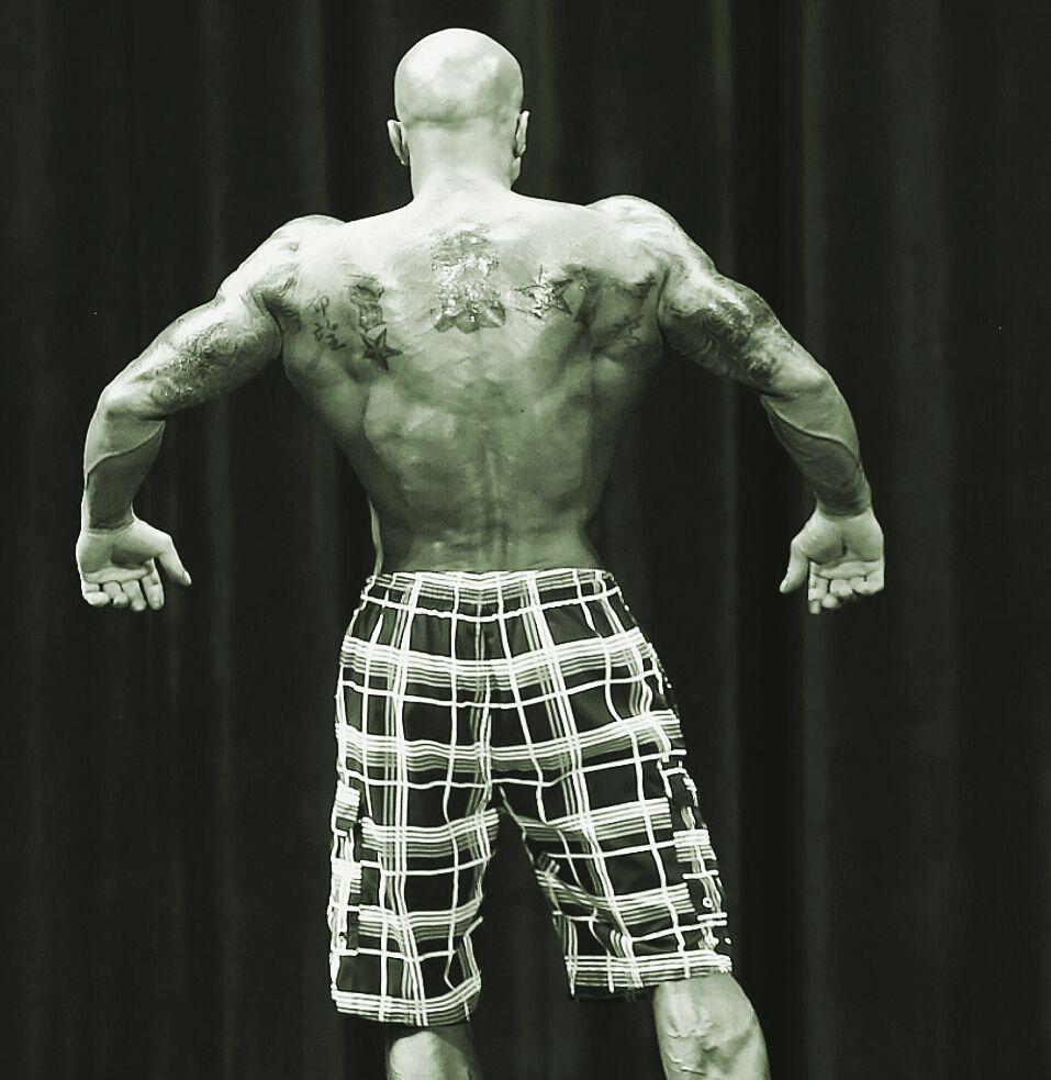 2015 NPC Bev Francis Atlantic States John Joseph Quinlan Men's Physique on Stage by Ms X #JohnQuinlan