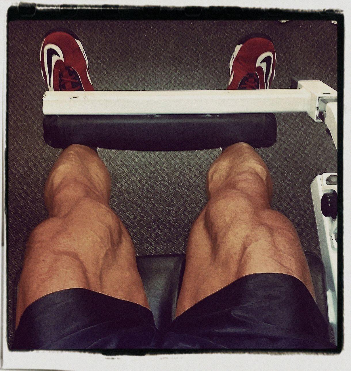 Tattooed Boston Physique Model & Actor John Joseph Quinlan Legs @ Boxing Training 11-2015 #JohnQuinlan