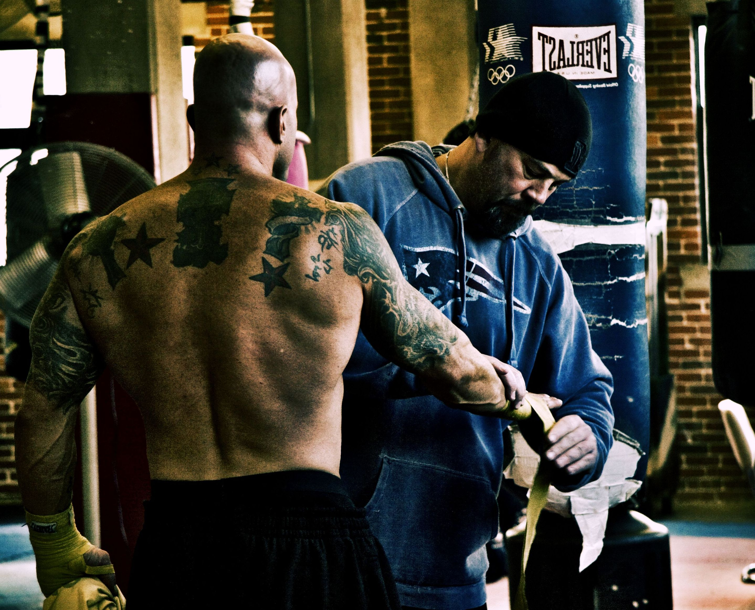 Actor & Model John Joseph Quinlan Boston Film Series Project Cruiser Weight Champion of the World On Set @ Dullea's Boxing Club 2015 #JohnQuinlan