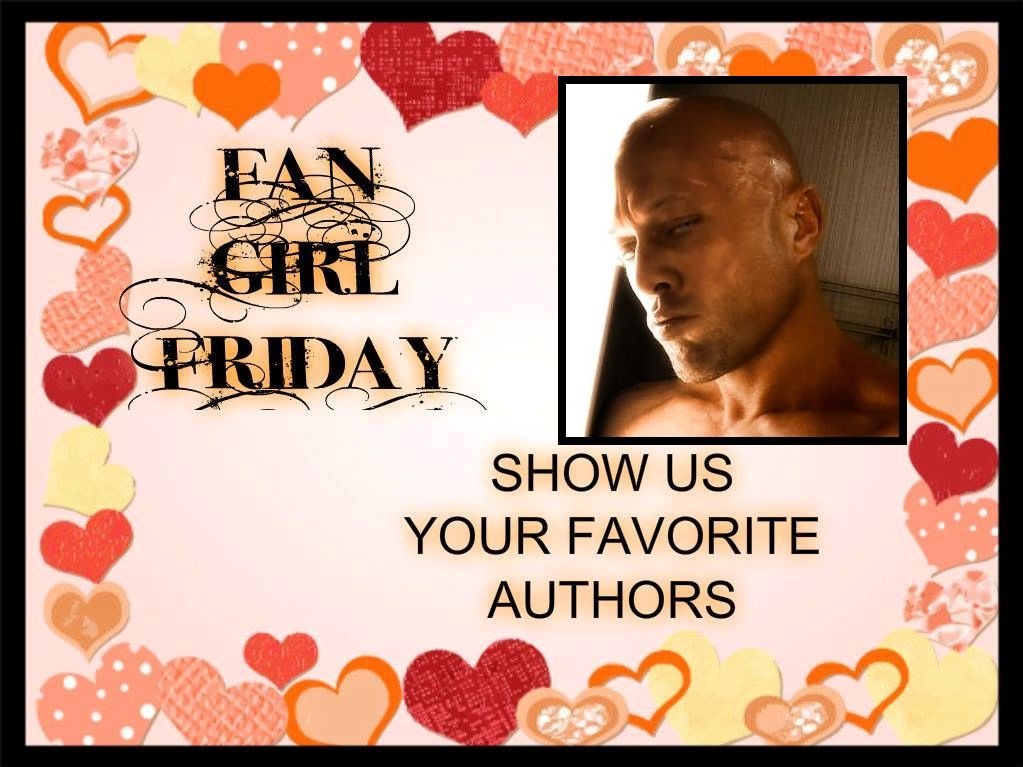Fan Girl Friday Playgirl Romance Cover Model & Actor John Joseph Quinlan #JohnQuinlan