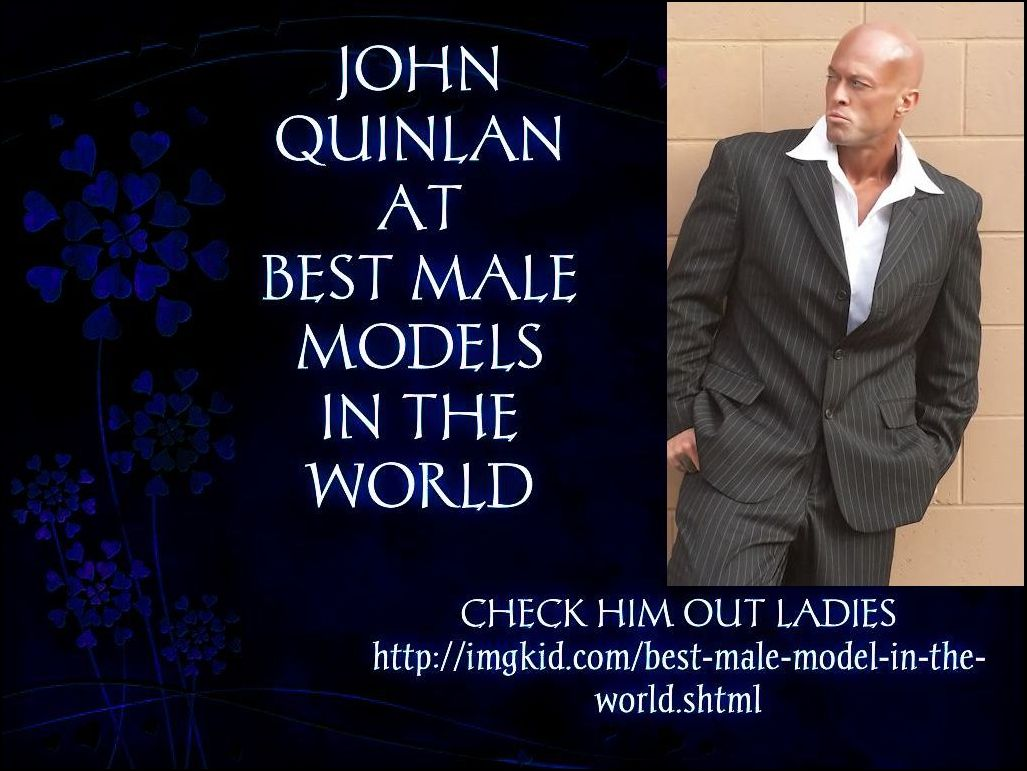 John Joseph Quinlan @ Best Male Models in the World by X Man #JohnQuinlan