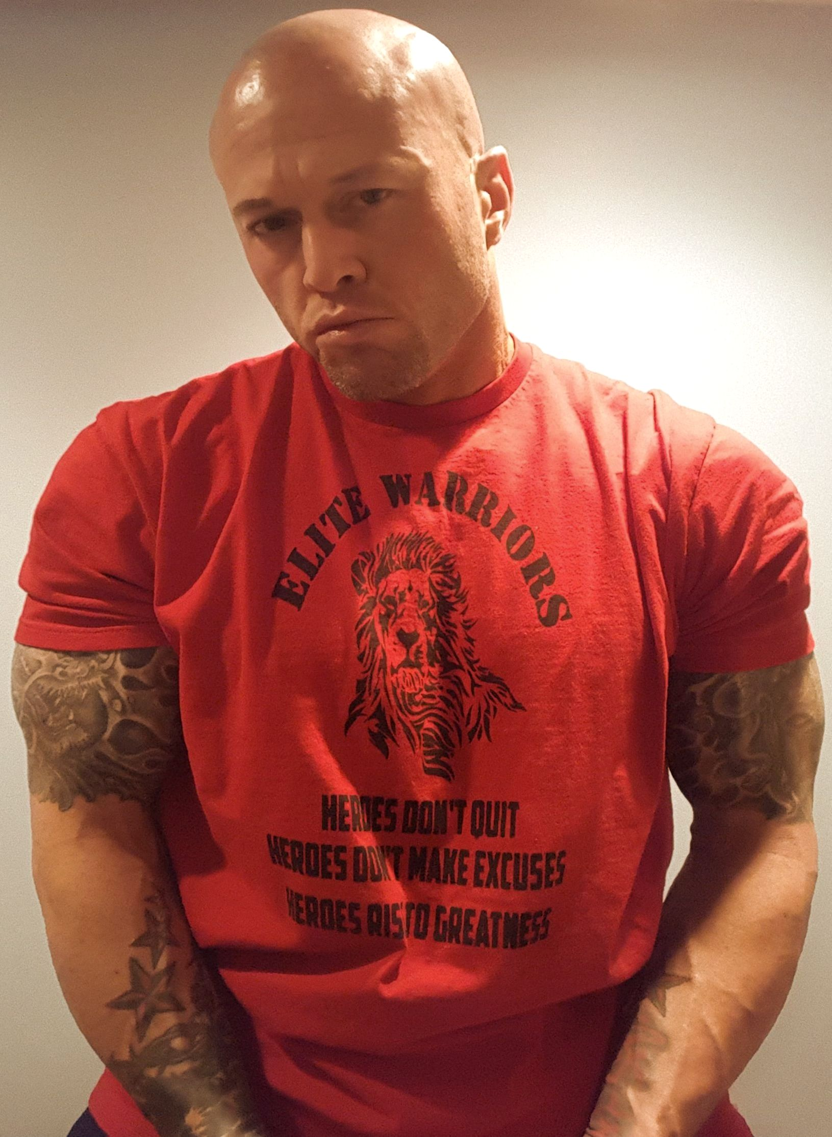 Actor & Model John Joseph Quinlan via A Sense of Purpose Fighting For Our Lives Elite Warriors Fitness #JohnQuinlan