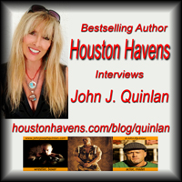 Male Model & Actor John Joseph Quinlan Interview with Houston Havens #JohnQuinlan