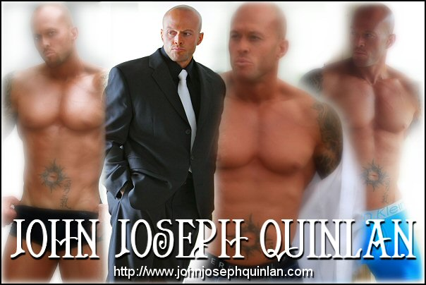 Male Model & Actor John Joseph Quinlan by Elaine Geight Interview with Houston Havens #JohnQuinlan