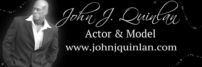 Actor & Model John Joseph Quinlan by Elaine Geight #JohnQuinlan
